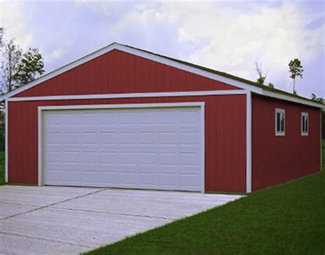 Tuff Shed Garage Sizes by Premier Barn Garage Tuff Shed