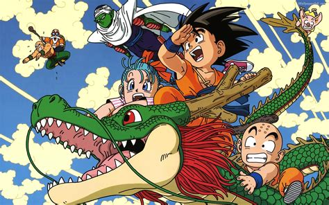You can see a sample here. Dragon Ball Wallpapers | Best Wallpapers