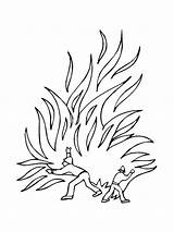 Fire Coloring Pages Printable sketch template