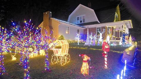 christmas light tours need your nominations the morning call
