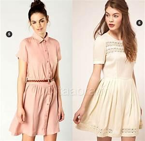 Robe De Printemps : robes de printemps 2012 taaora blog mode tendances looks ~ Preciouscoupons.com Idées de Décoration