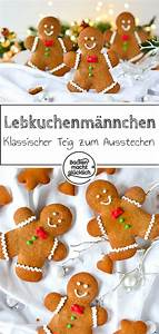 Lebkuchenteig Zum Ausstechen : lebkuchen m nnchen rezept lebkuchen kekse pl tzchen ~ A.2002-acura-tl-radio.info Haus und Dekorationen