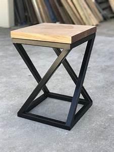 Fab Design Möbel : table basse design m tal bois diy units self made pinterest tisch selbermachen wohnen ~ Sanjose-hotels-ca.com Haus und Dekorationen