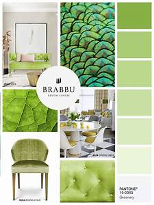 Home, Inspiration, Ideas, With, Greenery, Pantone, Color, Of, The