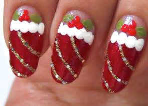 Cute nail ideas for christmas viewing gallery