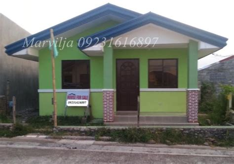 cheap house lot sale philippines affordable rfo house  lot bacolod city bacolod city