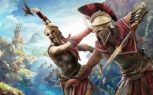 Assassin's Creed Odyssey Wallpaper in 1440x900