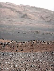 Mars Landscape by Curiosity Rover. | 1 • WONDERS IN THE ...