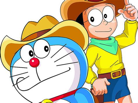 It's A Journey Between Dream And Reality With Doraemon In