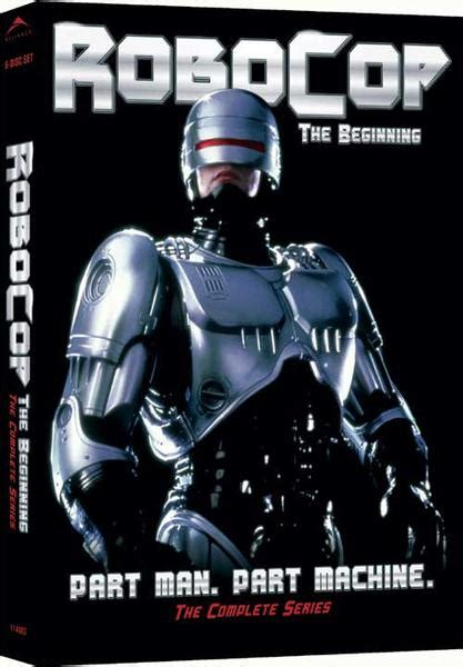 tv series robocop complete  dvd set   episodes