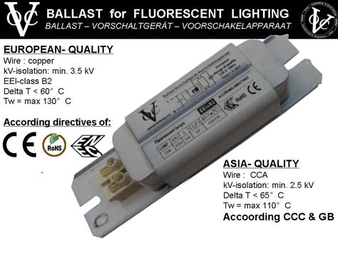 fluorescent light ballast replacement how to replace a ballast in a fluorescent light