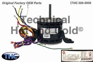 Lennox 60l22 Blower Motor