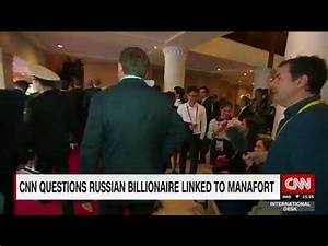 Watch a Manafort-Linked Russian Oligarch Run Away from a ...