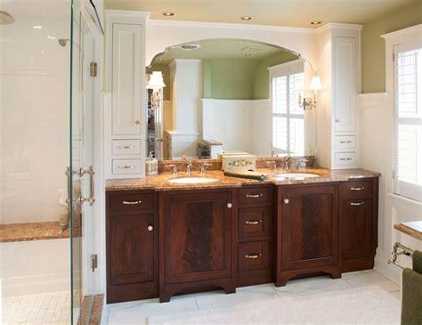 Wooden Bathroom Cabinet Ideas For Storage