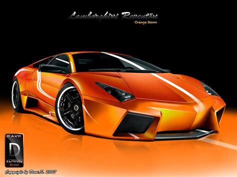 voitures sportives lamborghini reventon