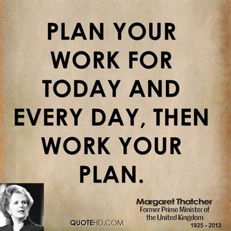 Plan Your Day Quote