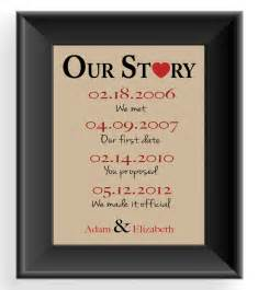valentine s day gift important dates wedding gift for couple first anniversary personalized