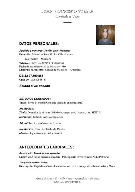Exemple De Cv Franàçais by 15 Curriculum Vitae Fran 195 194 167 Ais Bennassociates