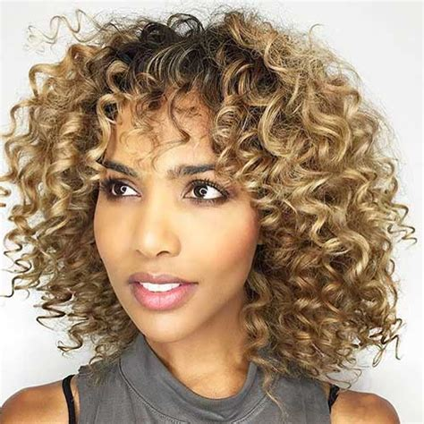 Cool Curly Hairstyles by 30 Cool Naturally Curly Hairstyles