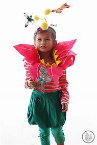 DIY Flower Garden Costume