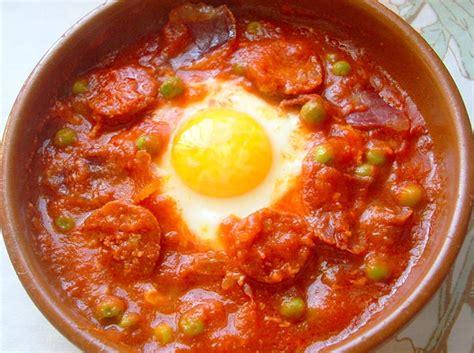 huevos  la flamenca receta facil paso  paso
