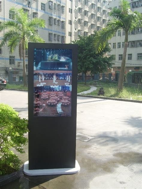 Import quality freestanding kiosk supplied by experienced manufacturers at global sources. Free Standing Digital Signage Kiosk For LCD Outdoor ...