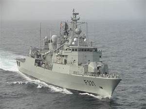 Portuguese Frigate NRP Álvares Cabral Takes Over Duties As ...