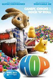 Universal/Illumination Easter Bunny Film 'Hop' Springs 92 ...