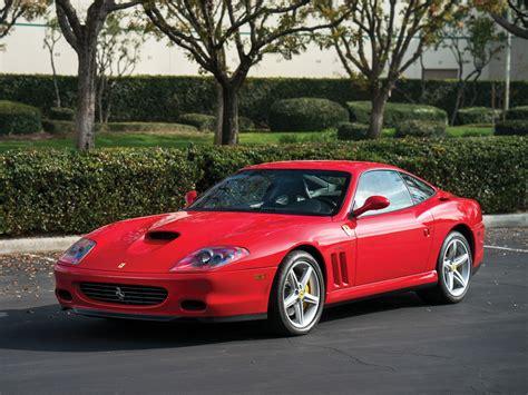 Uno de los ferrari más bonitos y vistosos de todos los tiempos. 2002 Ferrari 575M Maranello   Arizona 2017   RM Sotheby's