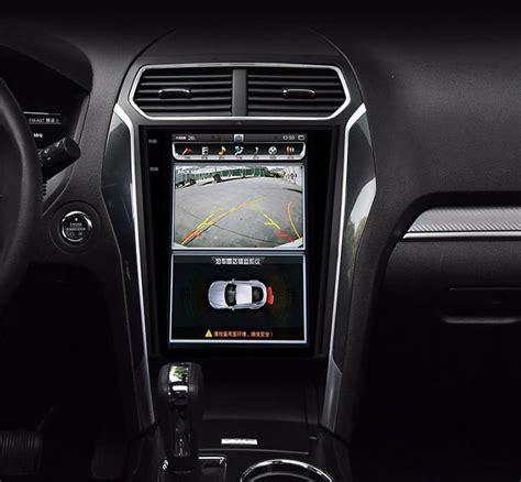 android navigation radio  ford explorer