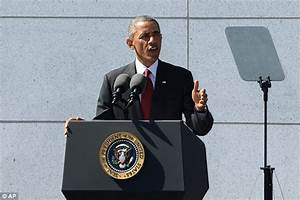 President Barack Obama pays tribute to disabled US ...
