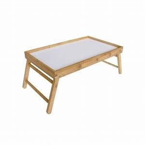 Tablett Aus Holz : serviertablett betttablett laptoptisch laptop tablett klappbar aus bambus holz ebay ~ Buech-reservation.com Haus und Dekorationen