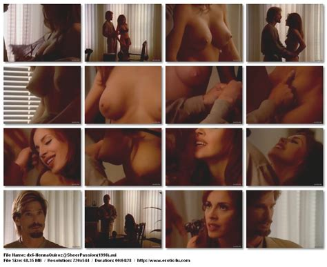 Free Preview Of Nenna Quiroz Naked In Sheer Passion