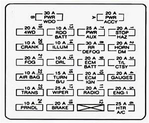 1993 chevrolet s10 fuse box - schema wiring diagrams light -  light.primopianobenefit.it  primopianobenefit.it