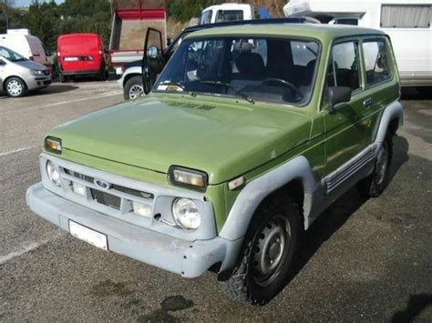 lada in vetro sold lada niva used cars for sale autouncle