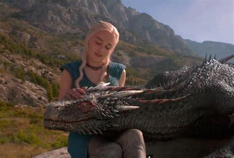 Así Se Crean Los Dragones Que Aparecen En Juego De Tronos