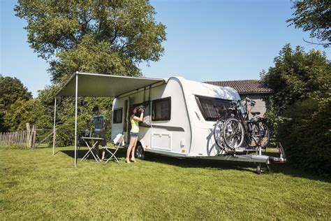 Thule Omnistor 1200 Roll Out Awning For Caravans