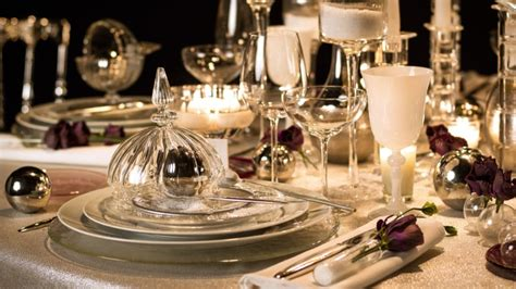 deco table de noel   noir boutique porcelaine