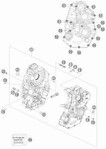 Husaberg 570 Wiring Diagram : first class motorcycles fe 570 2012 engine case ~ A.2002-acura-tl-radio.info Haus und Dekorationen