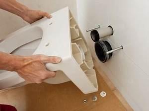 Wand Wc Einbauen : eine neue toilette f r ihr bad selber machen ~ Articles-book.com Haus und Dekorationen