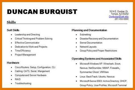 list of computer programs to put on resume resume ideas