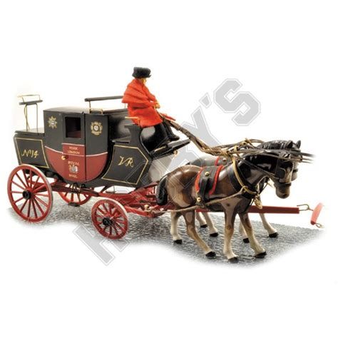 shop royal mail stage coach kit hobbyukcom hobbys