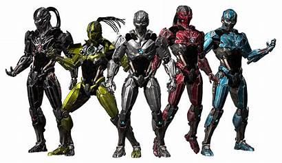 Triborg Villains Cyber Mortal Kombat Ninjas Cyrax