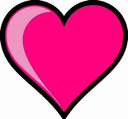 Heart Clipart Pink Icon Clip Library