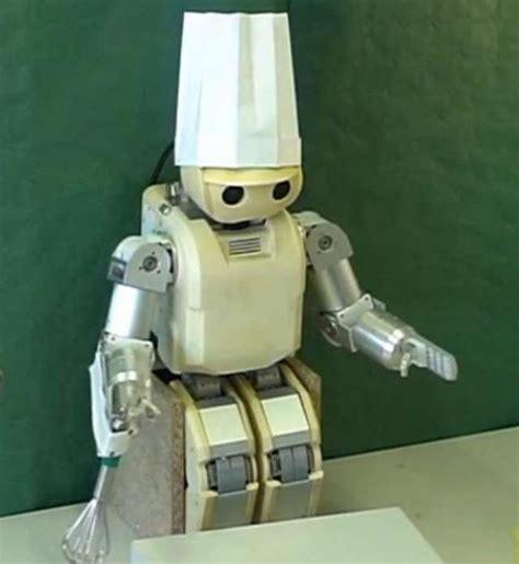 c est quoi un commis de cuisine vidéo hoap 3 le humanoïde commis de cuisine