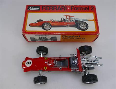 + 1 265,47 rub доставка. Schuco 1073 Ferrari Formel 2 boxed