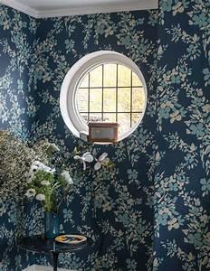 Farrow And Ball Tapeten : farrow and ball tapete hegemone stiffkey blue dix blue ~ Michelbontemps.com Haus und Dekorationen