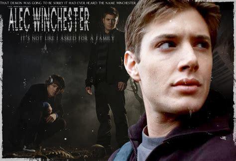 Alec Winchester (spn/dark Angel)