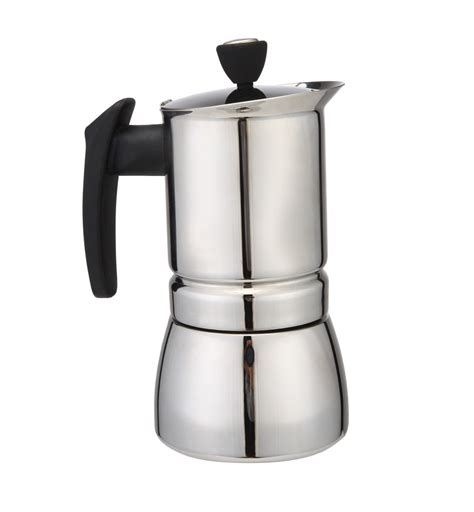 About 13% of these are coffee makers. AMYAMY Stainless Steel Moka Stovetop Espresso Coffee Maker Latte Percolator Stove Espresso Maker ...