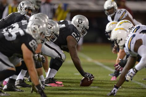 Raiders Vs Chargers Game Time, Tv Schedule, Online